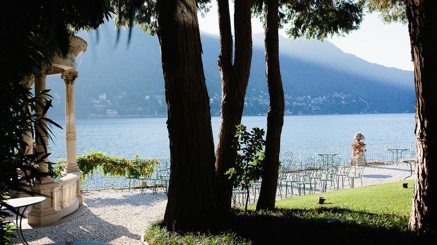 свадьба на озере Комо, свадебная конференция на озере Комо