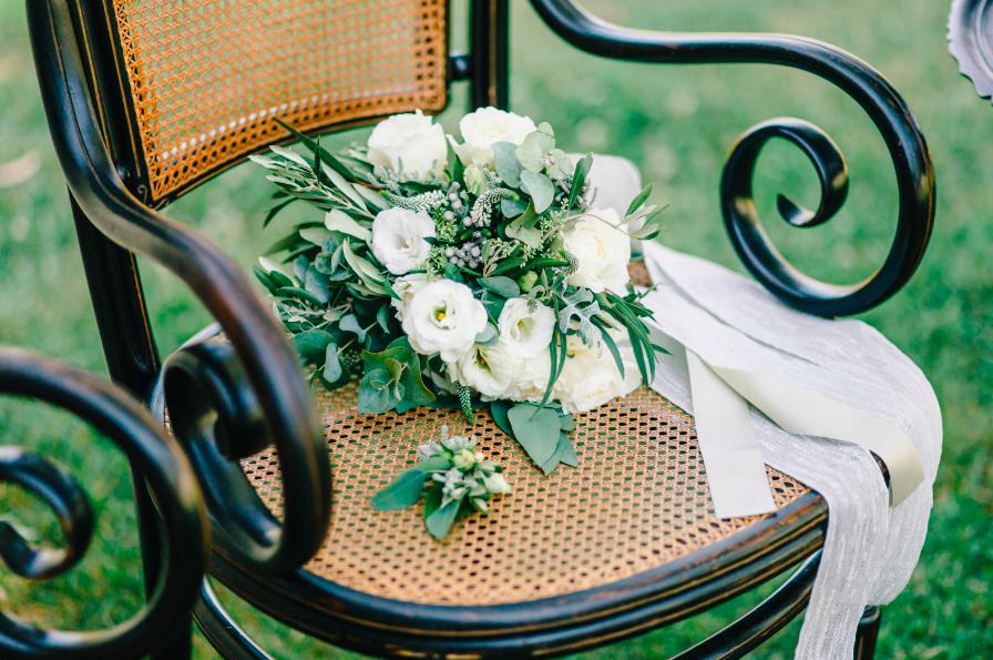 Особенности свадебного букета