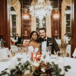 Рассадка жениха и невесты